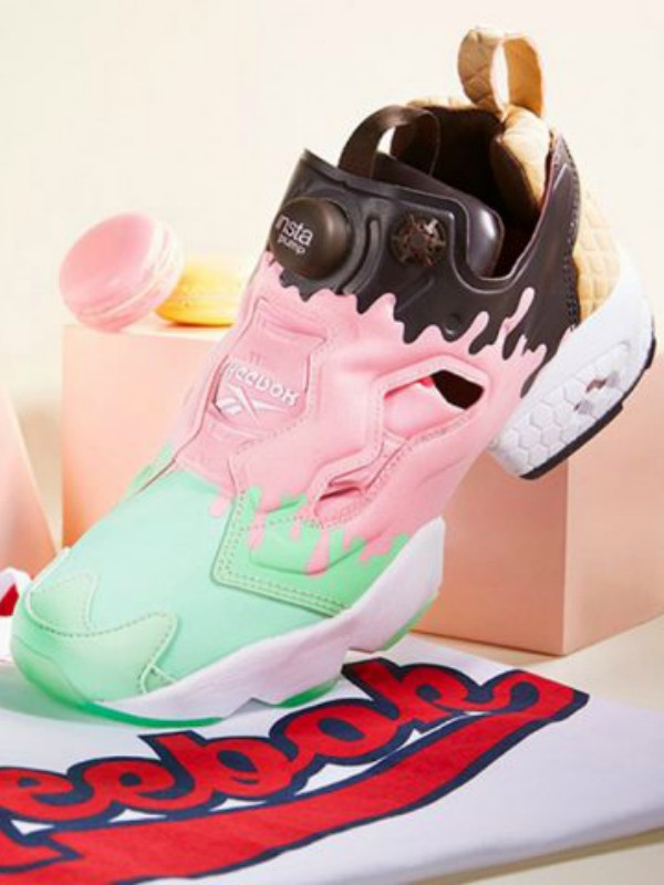 Reebok Insta Pump Ice Cream