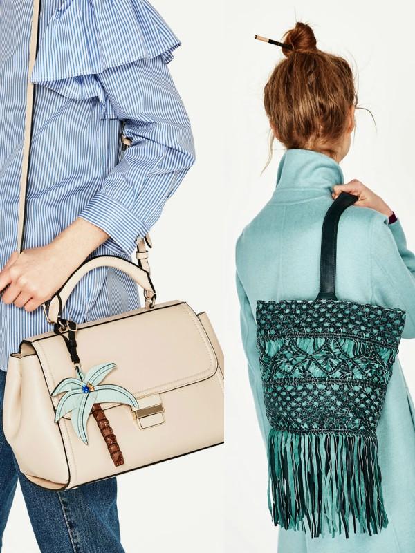 Fantastične Zara torbice na sniženju