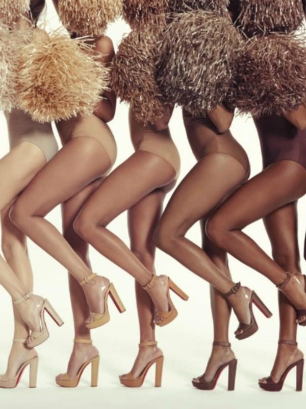 "Christian Louboutin predstavlja kolekciju sandala ""Les Nudes"""