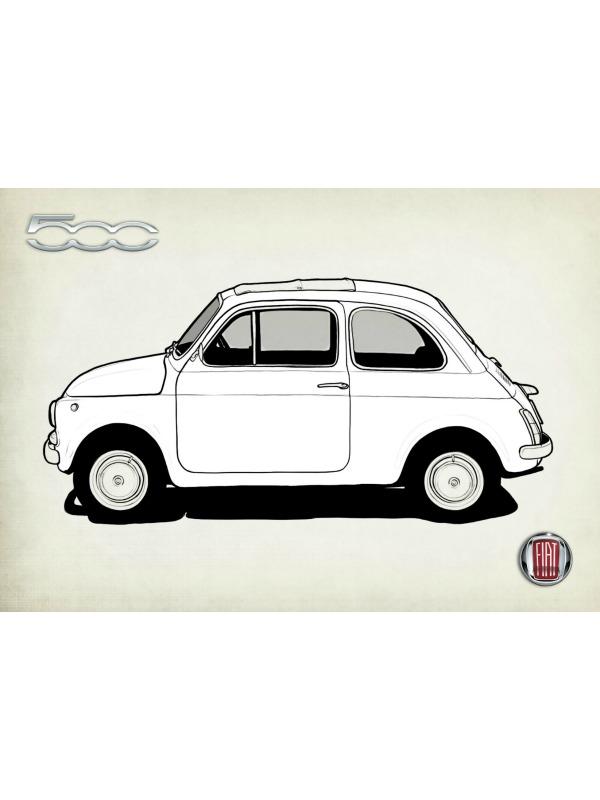 Fiat 500 uvršten u postavku Muzeja savremene umetnosti u Njujorku (MoMA)