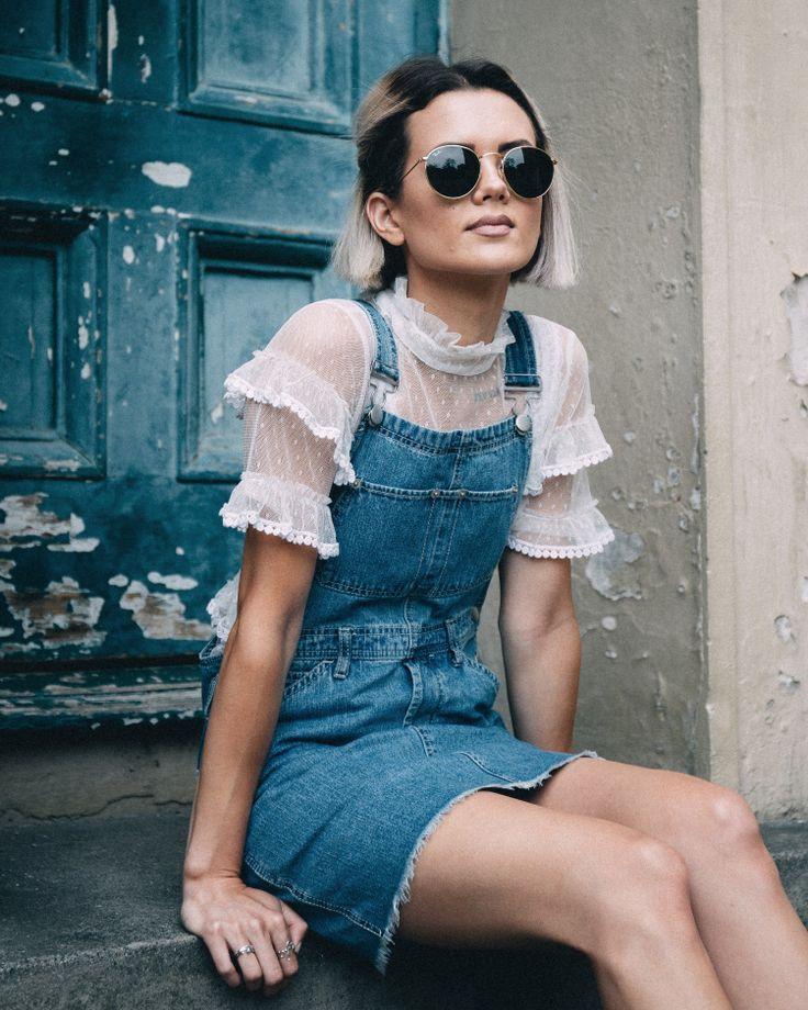 Moderne i udobne - haljine od teksasa