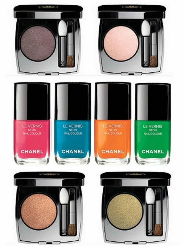 "Chanel ""Neon Wave"" – nova makeup kolekcija za leto 2017"