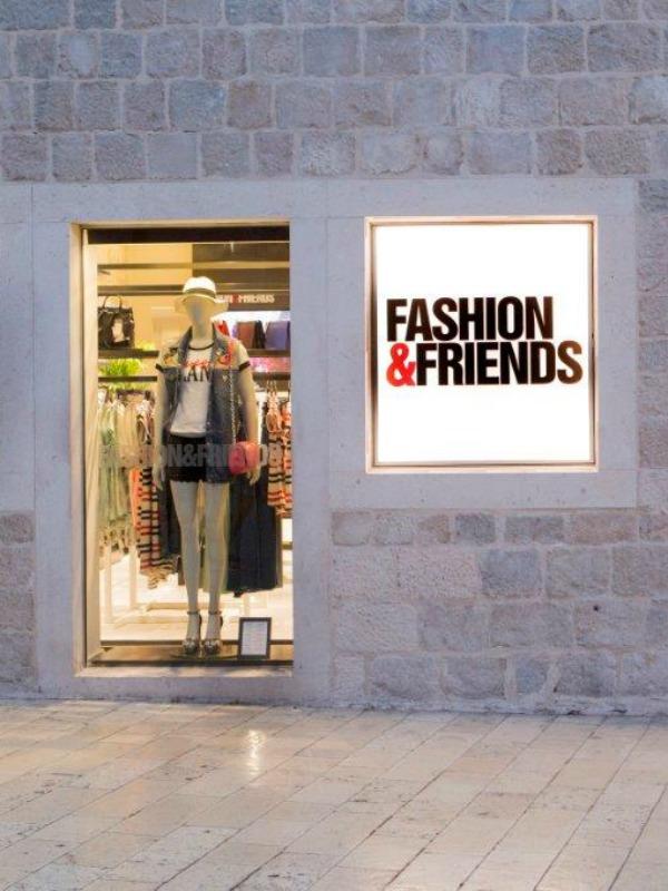 Novi Fashion&Friends store u centru Splita