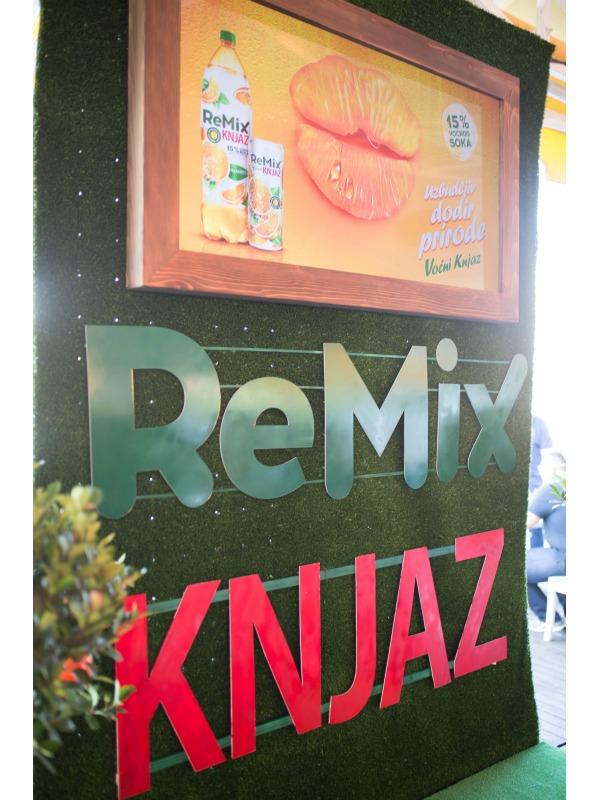 Novi uzbudljivi dodir prirode - ReMix Knjaz Superior Narandža