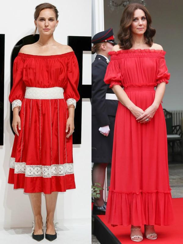 Letnji trend: crvena haljina u flamenko stilu