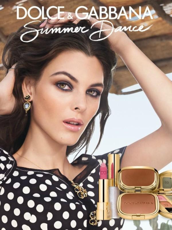 Dolce & Gabbana Summer Dance makeup kolekcija