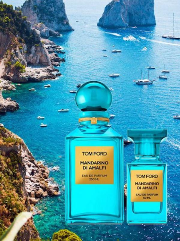 "Novi miris - Tom Ford ""Mandarino di Amalfi Acqua"""