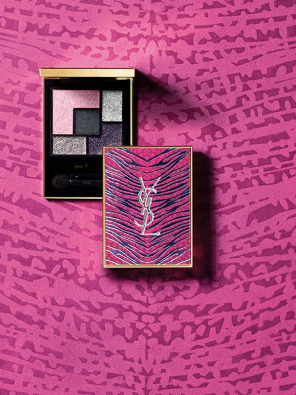 Yves Saint Laurent predstavlja paletu Wild Illusion