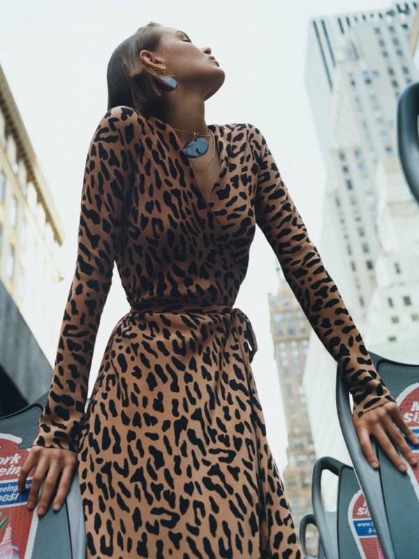 Oda Njujorku – reklamna kampanja Diane von Furstenberg