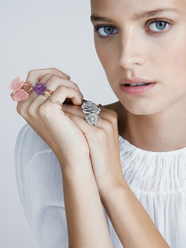 Kolekcija La Rose Dior dopunjena novim komadima nakita