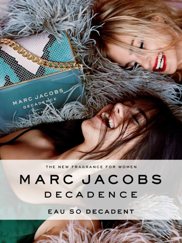 Marc Jacobs predstavlja Decadence Eau So Decadent