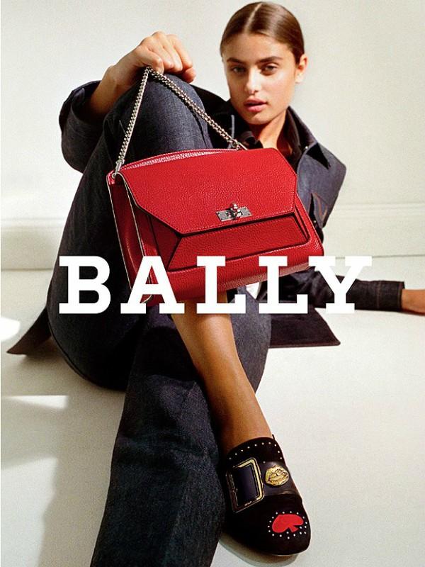 Bally predstavlja novu jesenju kampanju