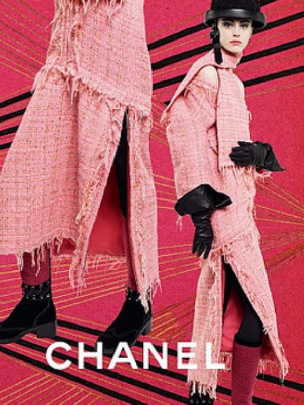 Kako nositi Chanel odeću