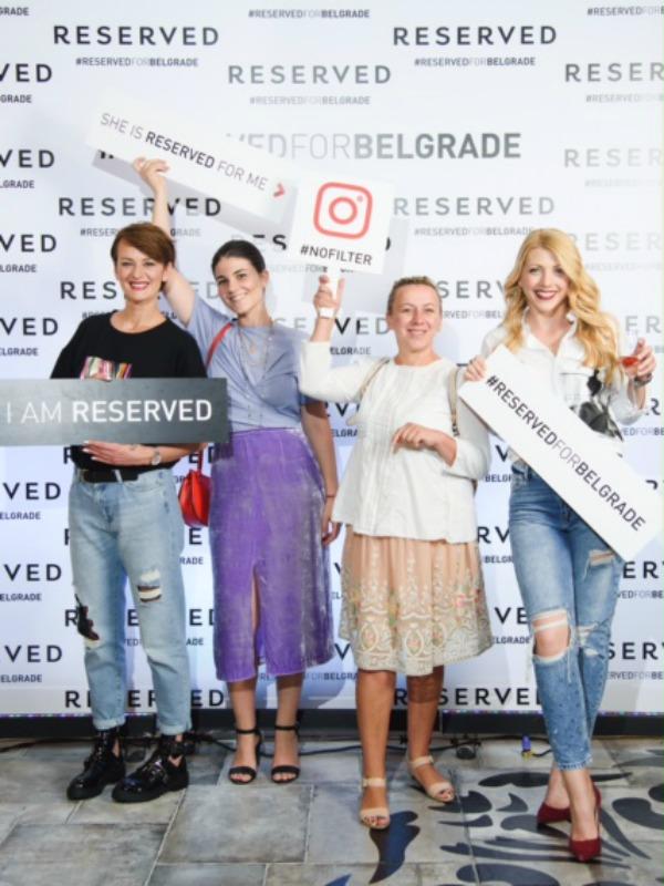 Otvoren prvi RESERVED u Srbiji!