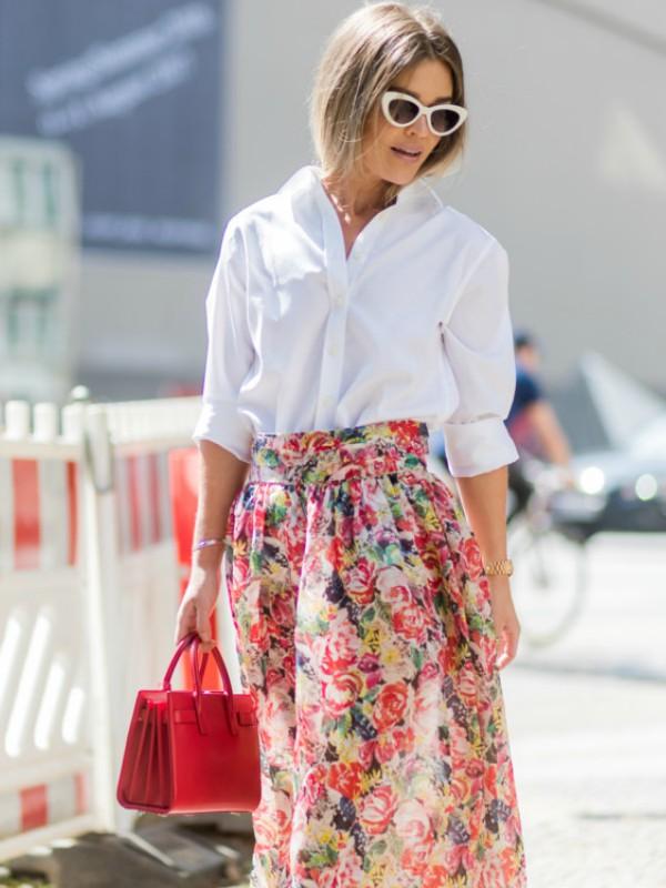 Street style: 40 ideja kako da nosite belu košulju