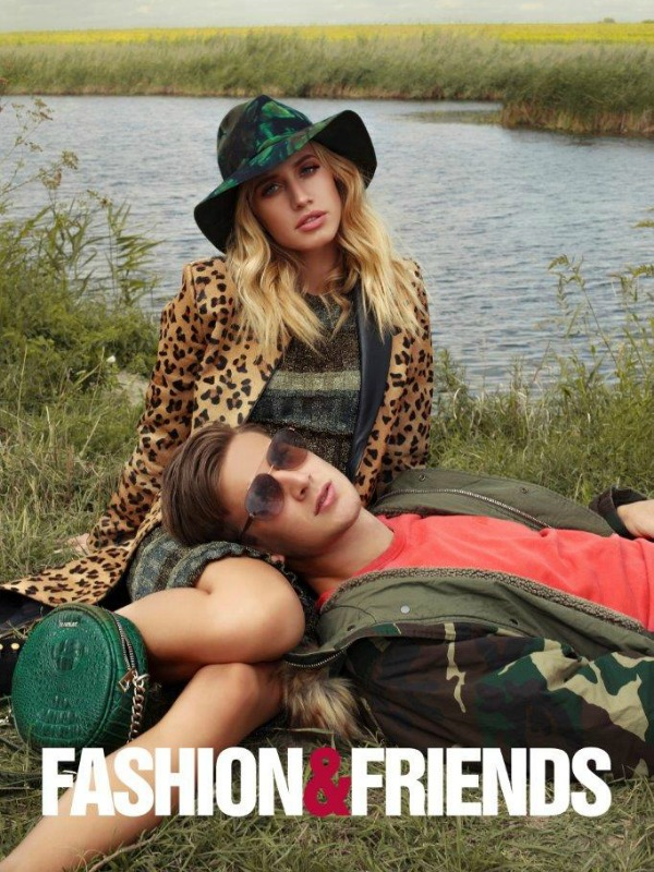 Fashion&Friends reklamna kampanja za jesen/zima sezonu – The grass is always green