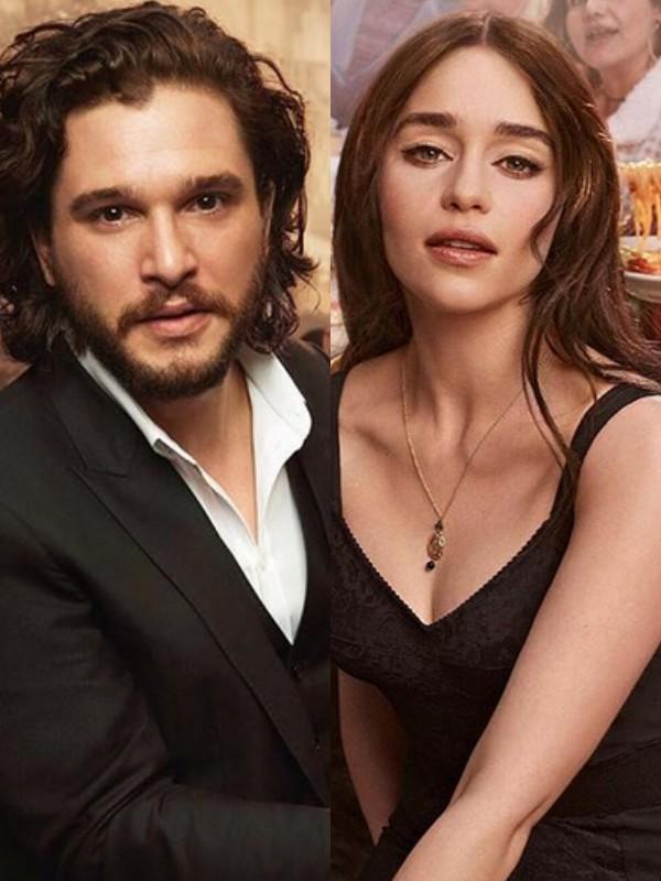 Daenerys i Jon Snow u kampanji parfema Dolce & Gabbana