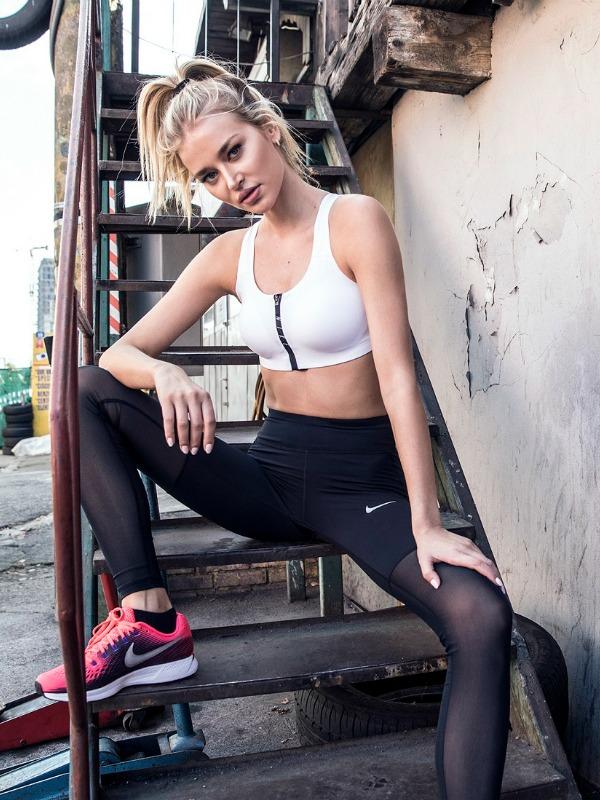 Sofija Milošević spremna za Nike Belgrade 10K trku