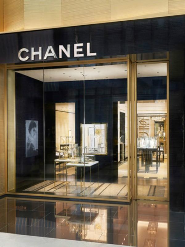Chanel otvorio novu prodavnicu nakita i satova