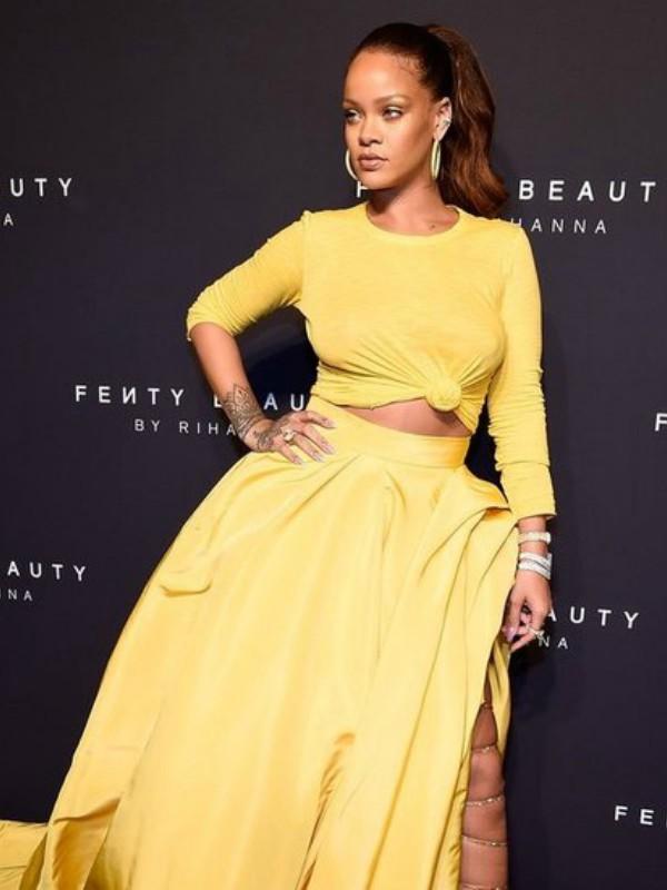 Look dana: Rijana zasijala u Oscar de la Renta haljini