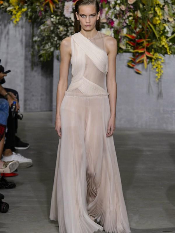 Nedelja mode u Njujorku: Jason Wu proleće/leto 2018