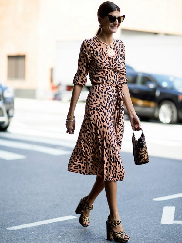 Šta se nosi na ulicama Njujorka tokom Nedelje mode