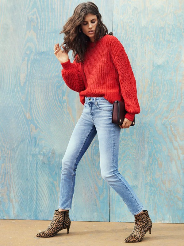 Love Denim: 8 jesenjih autfita iz H&M-a