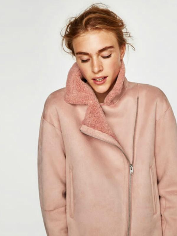 Top 10 kožnih jakni iz Zare