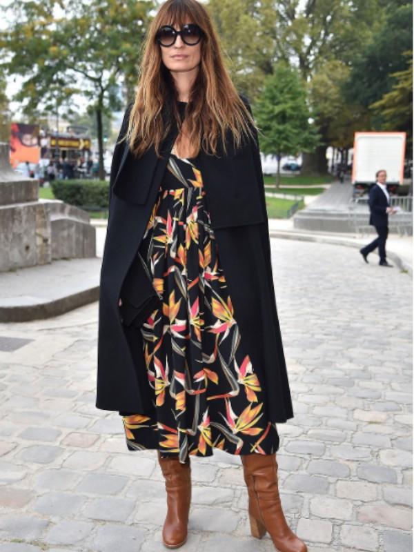 Jesenja garderoba Karolin de Megre