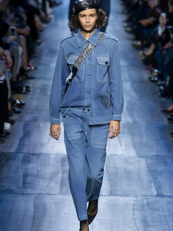 Glavni trend sezone: odeća od teksasa