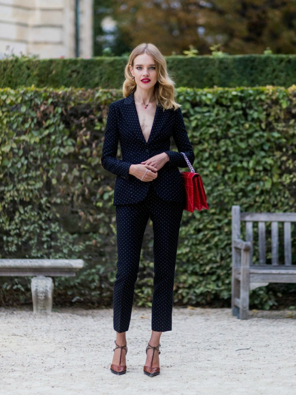 Prefinjena elegancija: 15 modnih ideja Natalije Vodianove