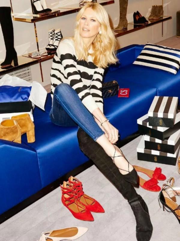 Klaudija Šifer predstavila kolekciju cipela