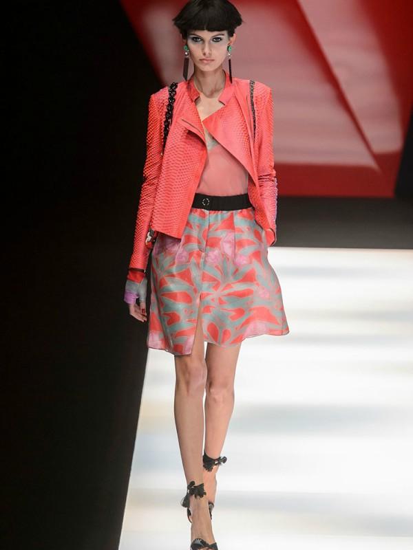 Nedelja mode u Milanu: Giorgio Armani