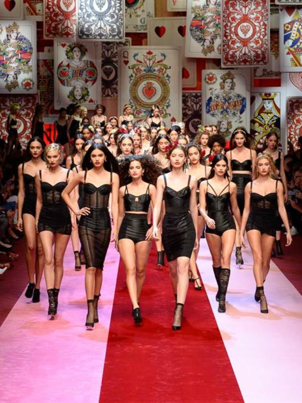 Dolce & Gabbana – proleće/leto 2018