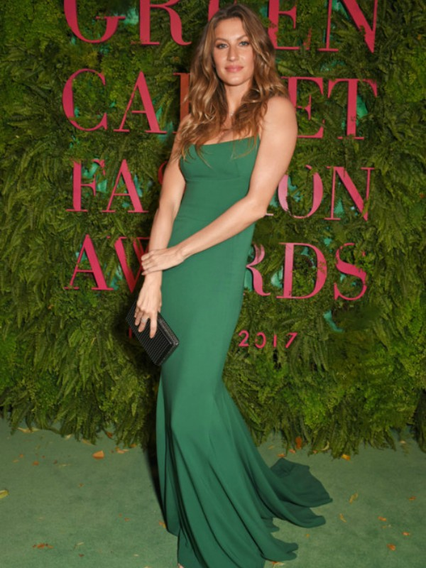 Zvezde na Green Carpet Fashion Awards 2017