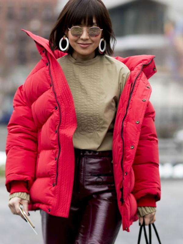 Crvena jakna - kako je nositi i gde kupiti