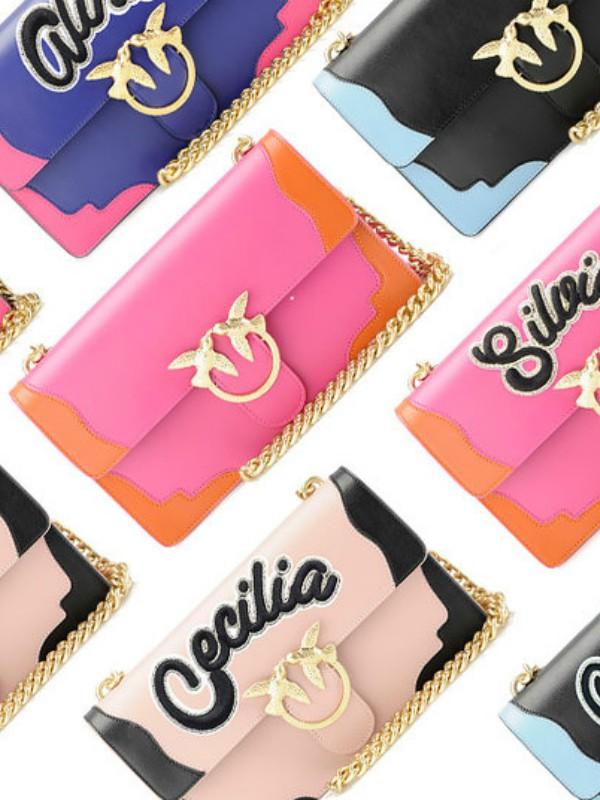 I Pinko Love: Pinko pokreće jedinstvenu uslugu prilagođavanja torbi