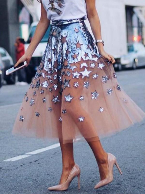 Moderna balerina: kako nositi tutu suknju u ovoj sezoni