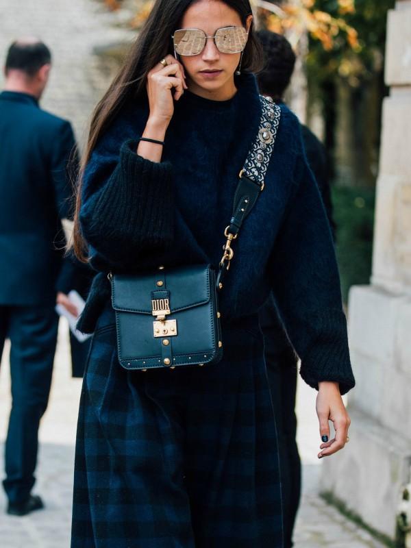 Najbolje street style kombinacije sa Nedelje mode u Parizu