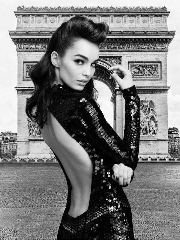 PFW: L'Oreal Paris na Champs Elisees