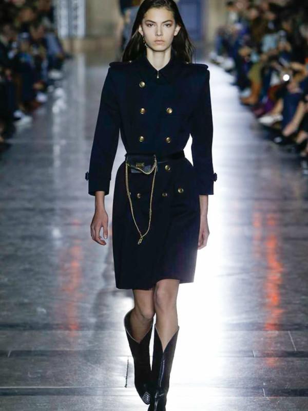 Kler Vejt Keler pokazala prvu kolekciju za Givenchy