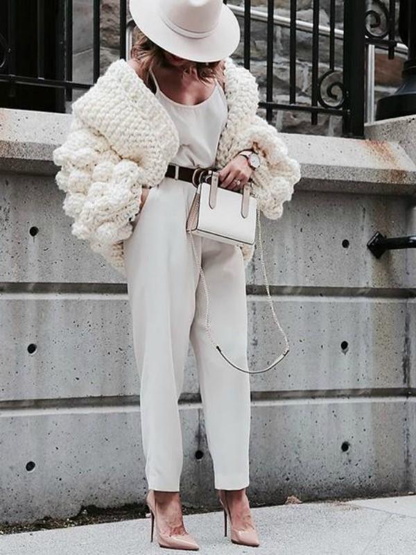 Predimenzionirani kardigan koji je osvojio modne blogerke