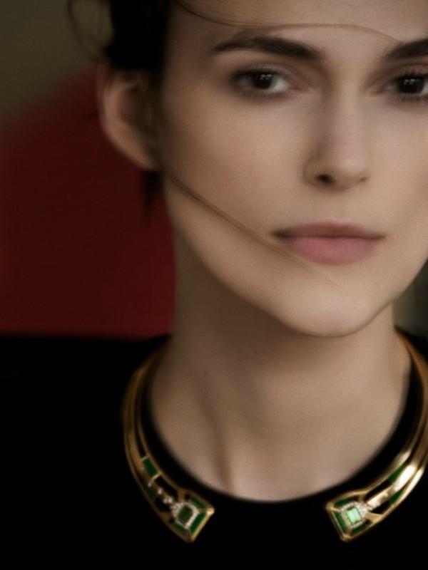Kira Najtli predstavlja novu kolekciju nakita Chanel