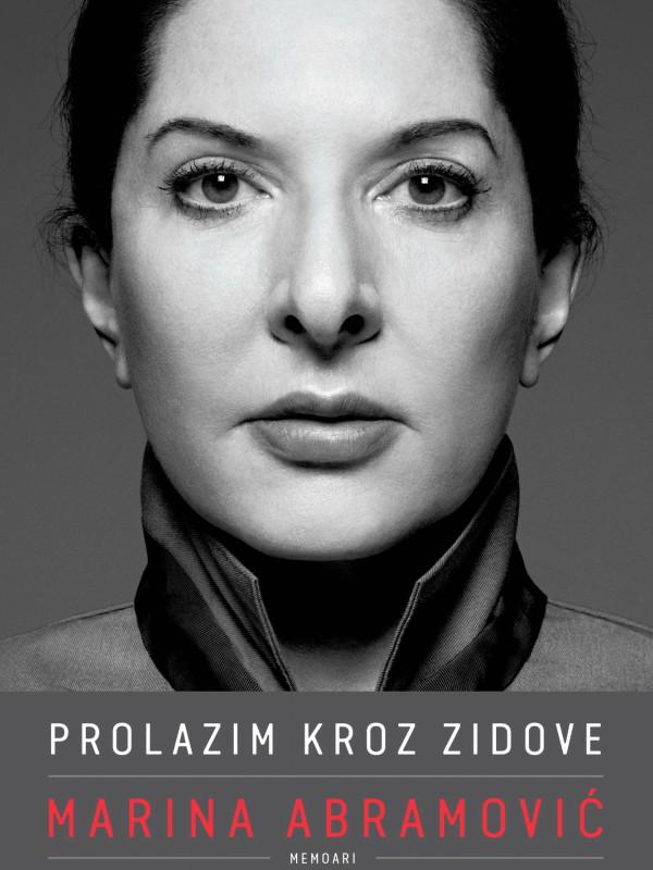 Prolazim kroz zidove - Marina Abramović