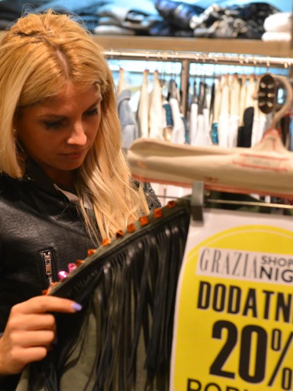 Izveštaj sa događaja – Grazia Shopping Night u Fashion Parku Inđija, 6.10.2017.
