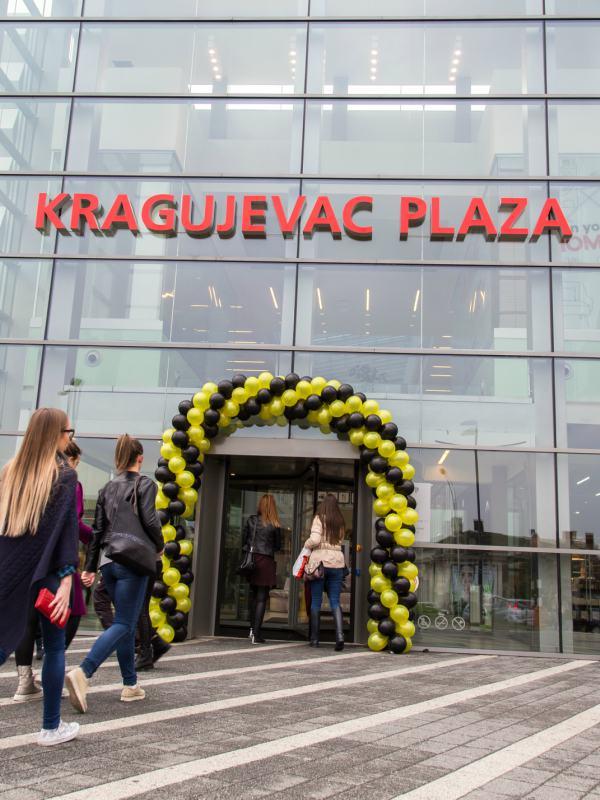 Izveštaj sa događaja – Grazia Shopping Night u Kragujevac Plazi, 7.10.2017.