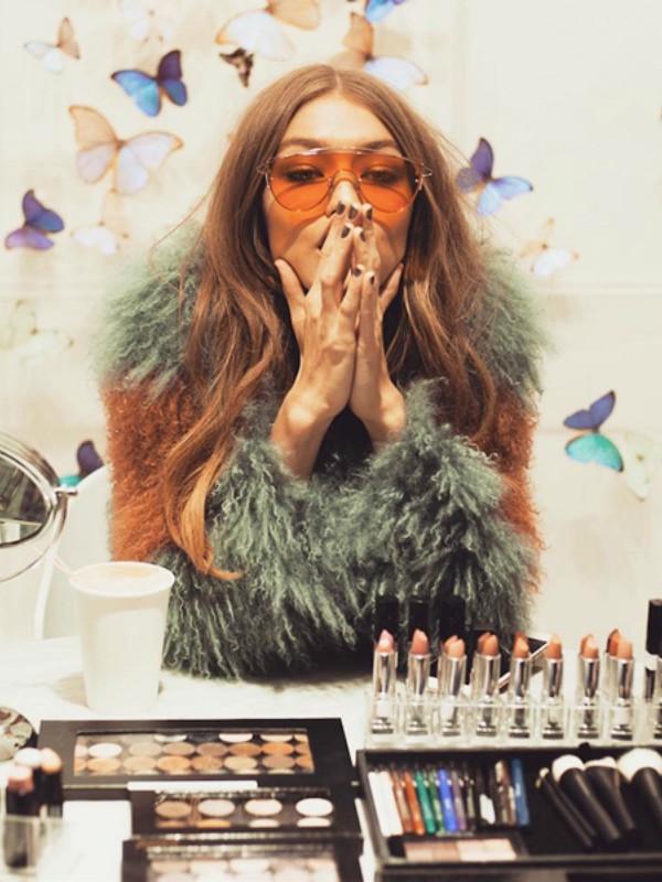 Điđi Hadid kreirala kolekciju šminke za Maybelline