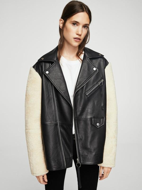 Mango: top 10 kožnih jakni