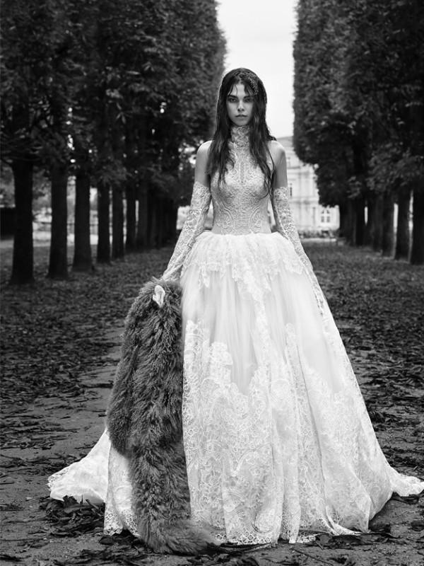 """""""Francuska"""" kolekcija venčanica Vera Wang"""