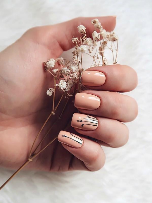 11 ideja kako da nalakirate kratke nokte